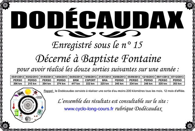 0015 Diplôme Dodécaudax Baptiste Fontaine