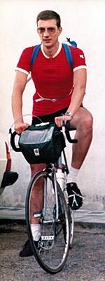 Mon Tour de France 1985 ©cyclo-long-cours.fr