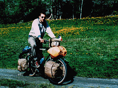 Raid vélo Crozon - Cap Nord 1986 ©cyclo-long-cours.fr
