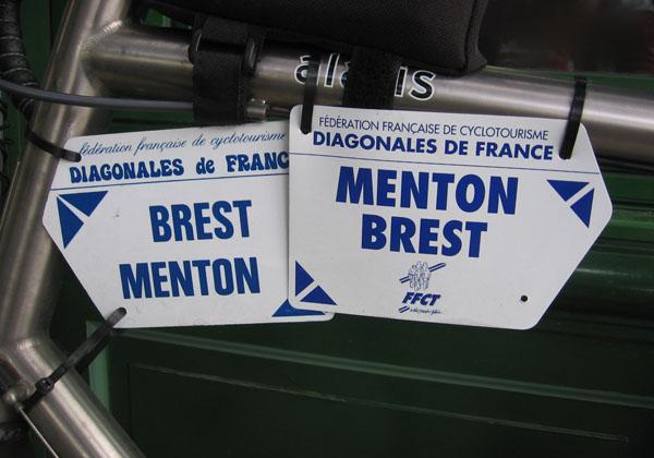 Les plaques de cadre BM & MB