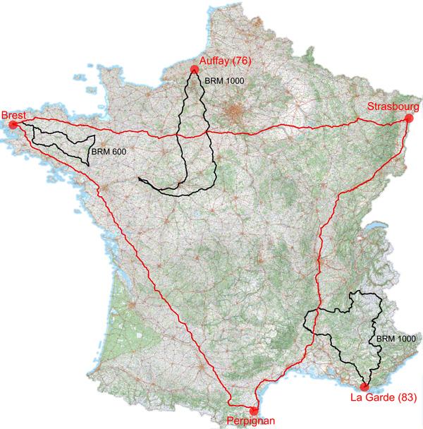 Programme vélo révisé pour 2010
