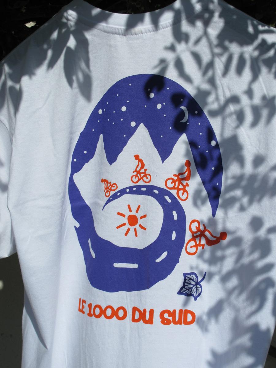 Le T-Shirt du 1000 du Sud