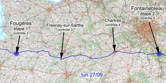 27 septembre 2010, Fougères-Fontainebleau