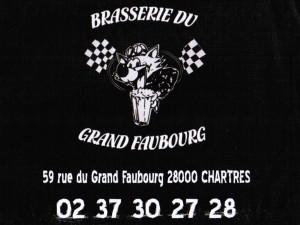 Adresse de la Brasserie du Grand Faubourg à Chartres
