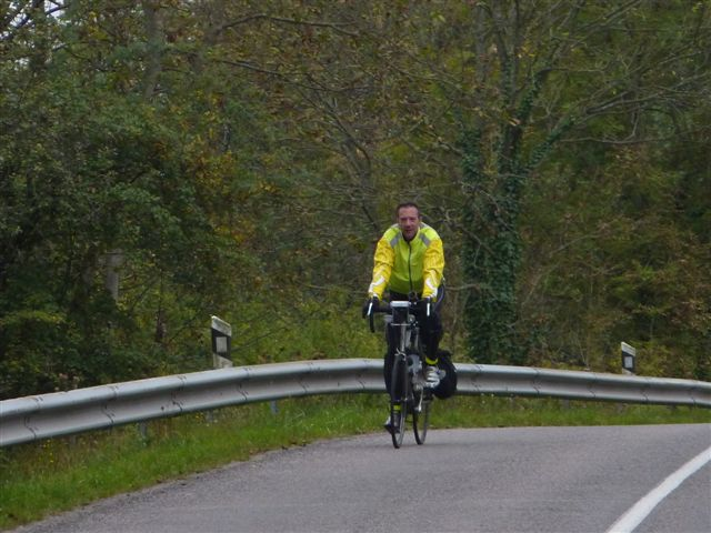 Les derniers kilomètres avant Strasbourg
