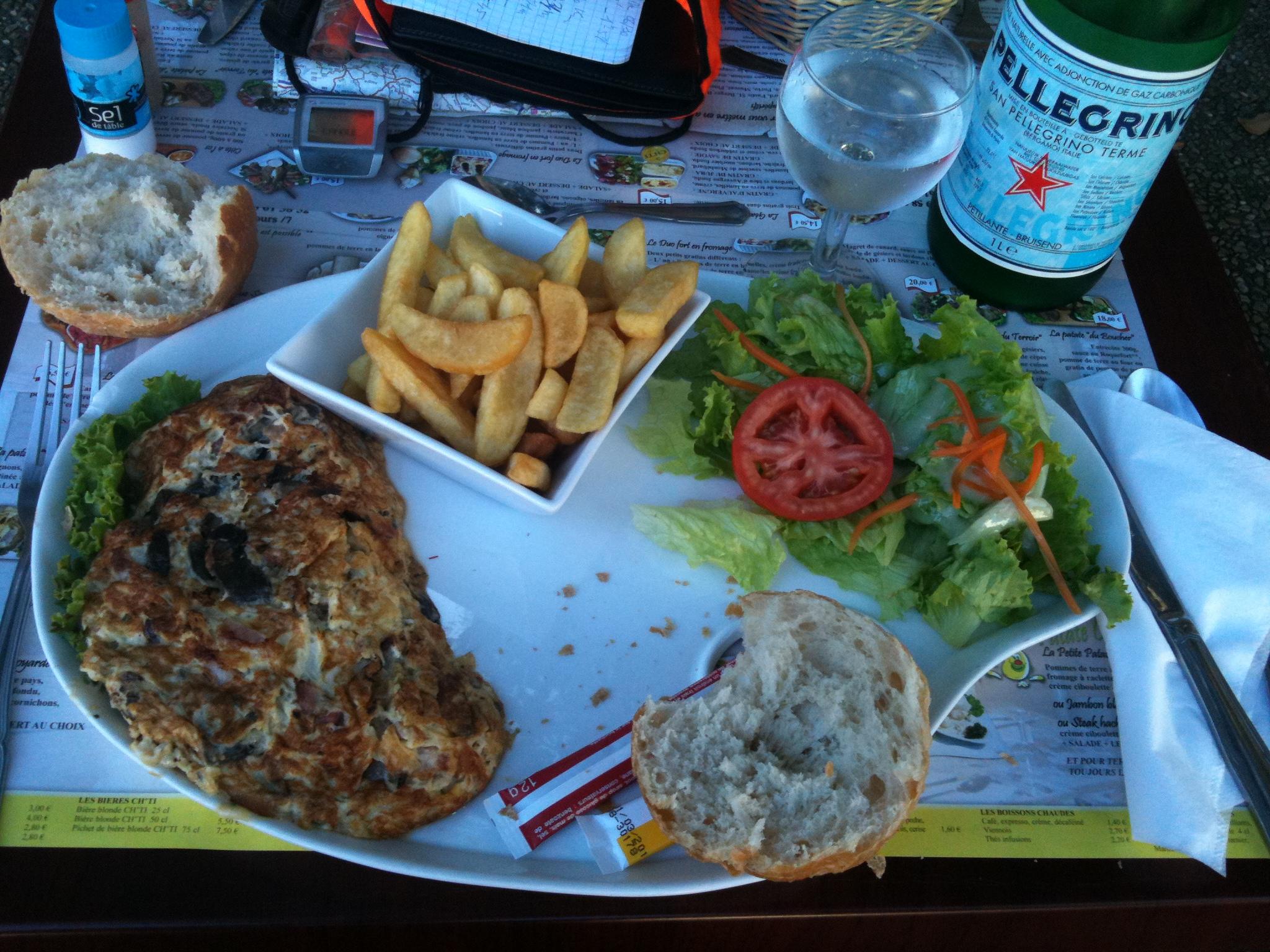 Repas Bergerac