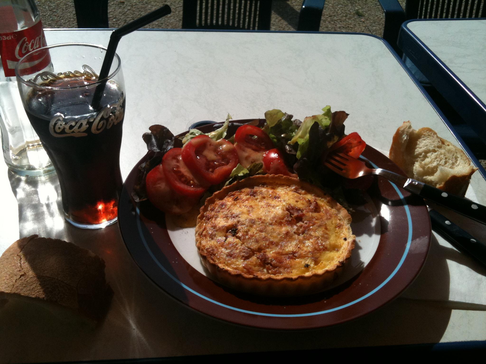 Repas, Les Lucs-sur-Boulogne