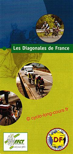Plaquette des Diagonales de France