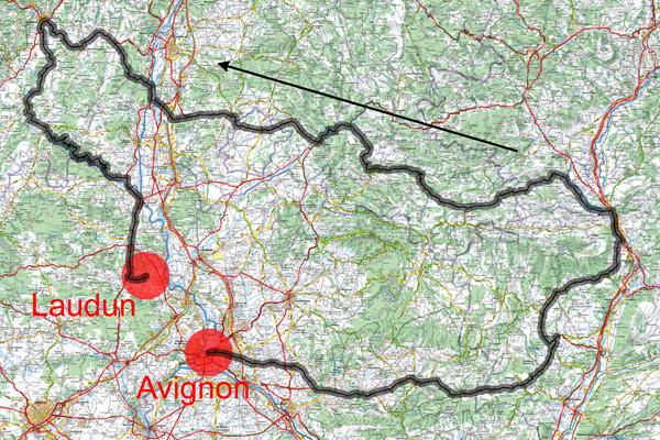 2011 Flèche Vélocio Avignon-Laudun