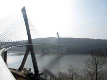 Le nouveau Pont de Térénez