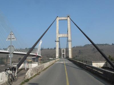 L'ancien pont de Térénez