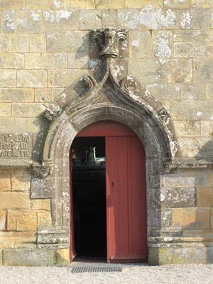 Camaret : la chapelle Notre-Dame de Rocamadour