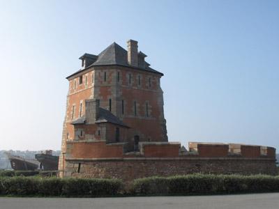 Camaret : la Tour Vauban