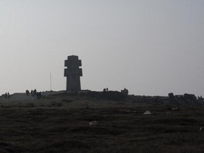 Pointe de Pen-Hir : le Monument aux Bretons de la France libre