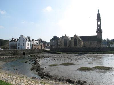 L'église Saint-Sauveur du Faou