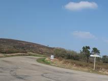 D83 vers le sommet du Ménez-Hom