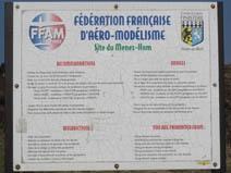 Ménez-Hom : 'spot' d'aéromodélisme