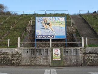 Châteaulin et cyclisme
