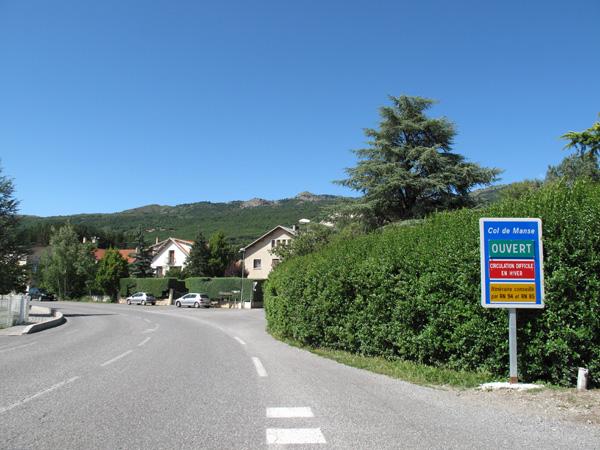 Col de Manse