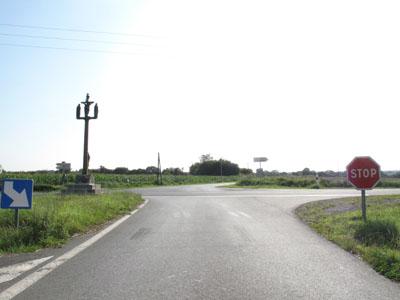 Calvaire entre Le Queff et D770