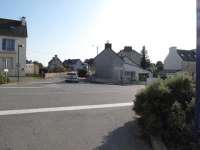 Prendre à droite direction Plougastel-Daoulas