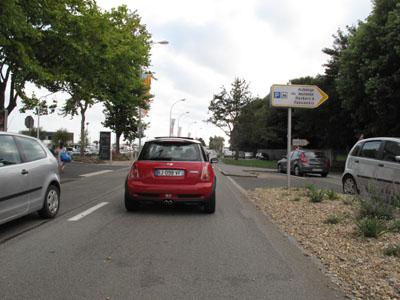 Port de plaisance du Moulin Blanc, l'Auberge de Jeunesse