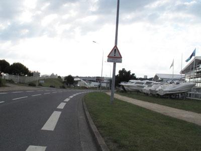Marre du vélo ? Achetez un bateau !