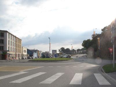 Brest : le parc à chaînes