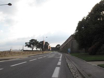En route pour le Château de Brest !