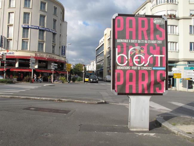 Le Paris-Brest-Paris à Brest !