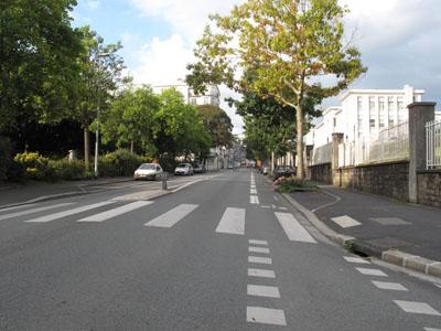 Brest, rue Yves Collet : le Foyer du Marin