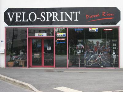 Vélo Sprint, Pierre Riou