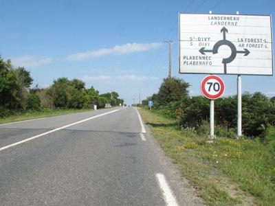 Entre Guipavas et Landerneau