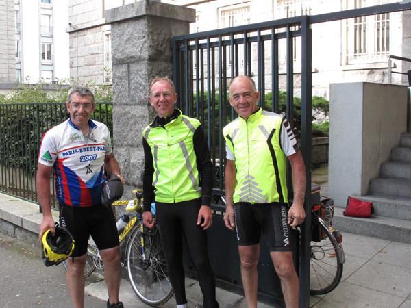 Pascal, Jean-Michel et Jean-Marie