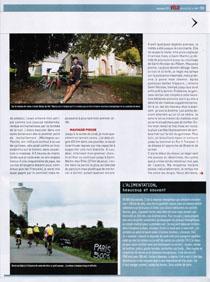 VÉLO MAGAZINE, septembre 2011, page 103