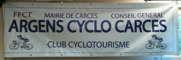 1000 du Sud 2011 - Argens Cyclo Carcès