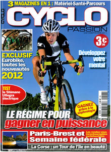 CYCLO PASSION n° 213 - Septembre 2011