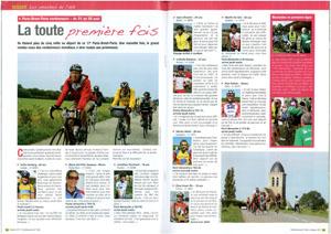 PBP 2011 : Cyclo Tourisme pages 34-35