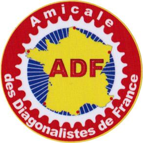 Le nouveau macaron de l'ADF
