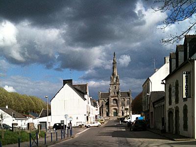 4 avril 2012 : Sainte-Anne-d'Auray