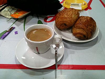 5 avril 2012 : Petit déjeuner à Bourgneuf-en-Retz