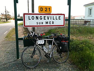 5 avril 2012 : passage à Longeville
