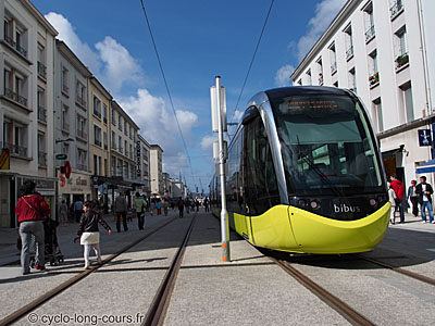 23 juin 2012 : inauguration du tramway de Brest