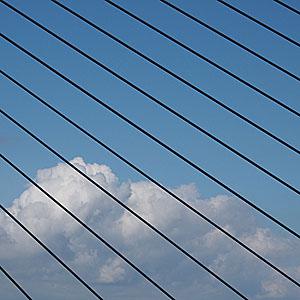 Les nuages en cage ! - © cyclo-long-cours.fr
