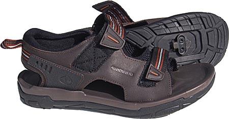 Sandales Shimano SH-SD66 + cales SPD