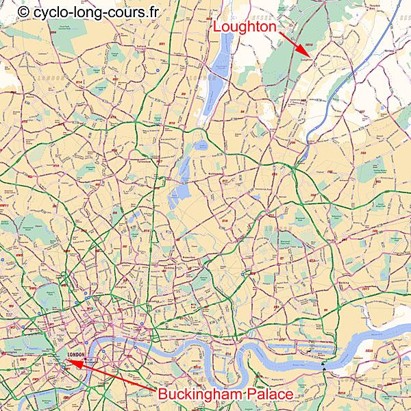 London (Loughton)