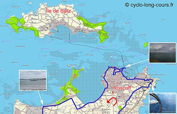 Roscoff et Ile de Batz