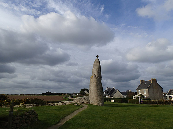 Menhir de Men Marz
