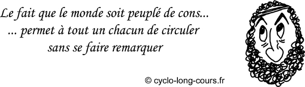 Cyclogito n°03 - Les cons ©cyclo-long-cours