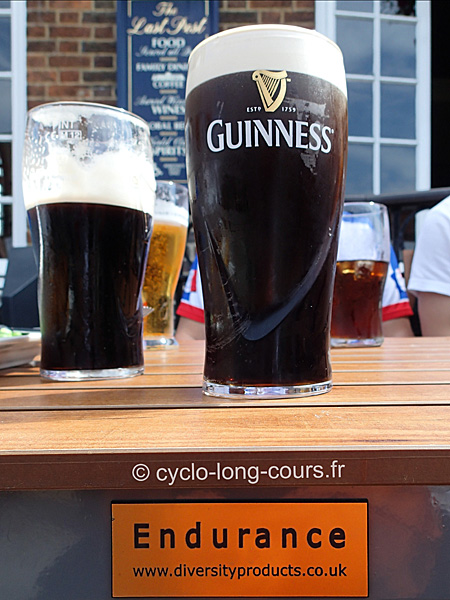 Guinness & Endurance ©cyclo-long-cours.fr